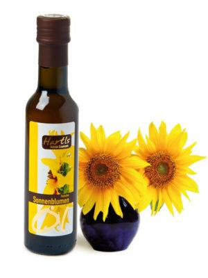 Feinstes BIO-Sonnenblumenöl